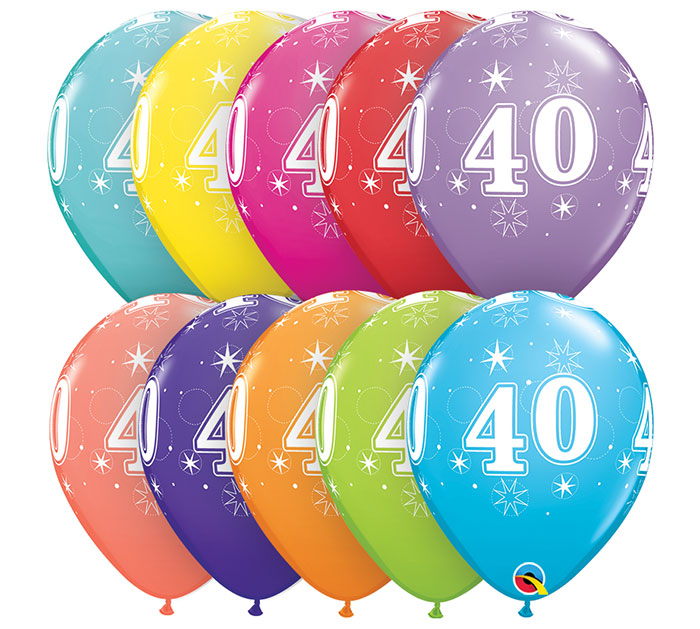 """11""""HBD 40 SPARKLE-A-ROUND"""
