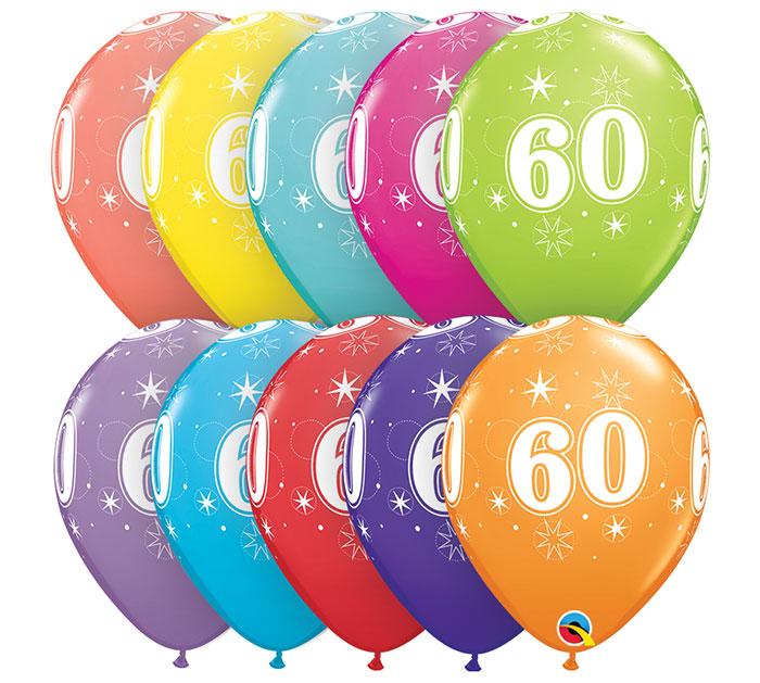 """11""""HBD 60 SPARKLE-A-ROUND"""