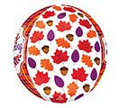 "16""PKG ORBZ PERFECTLY PLAID THANKSGIVING 1st Alternate Image"