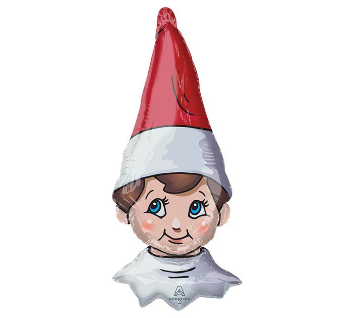 "38""PKG THE ELF ON THE SHELF"