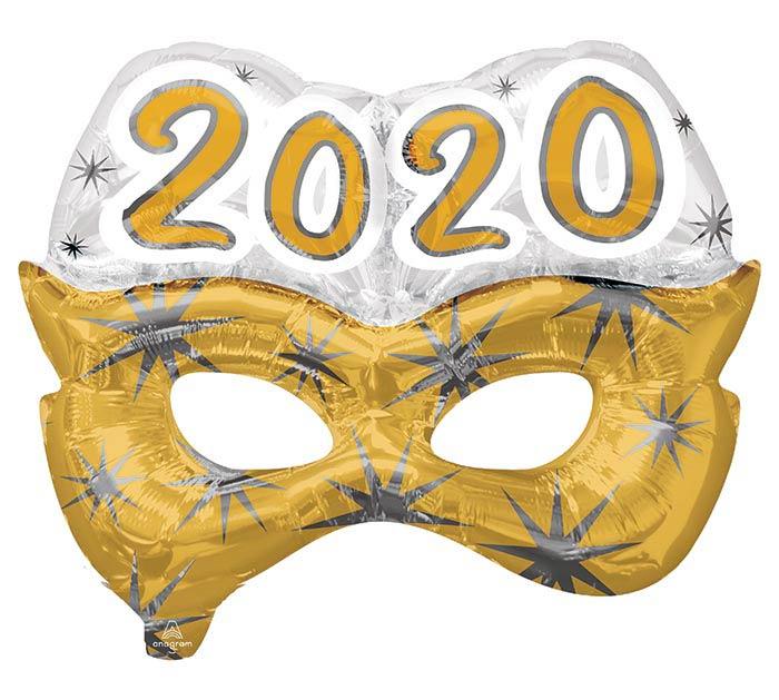 """14""""FLAT 2020 MASK"""