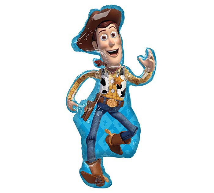 "44""PKG TOY STORY 4 WOODY SHAPE"
