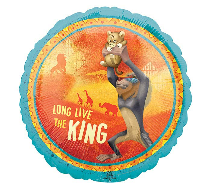 "17""PKG LION KING"