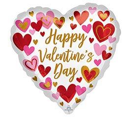 Valentine's Day Balloons