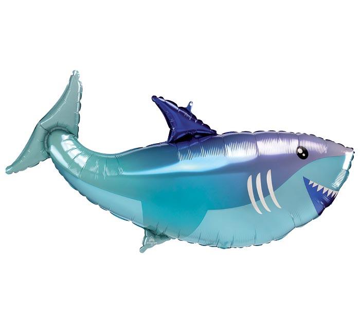 "38""PKG SHARK SHAPE"