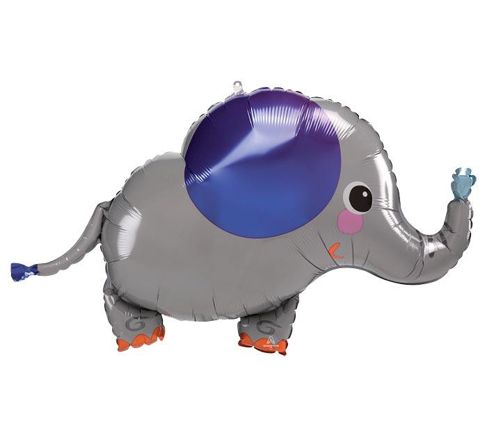 "34""PKG ELEPHANT SHAPE"