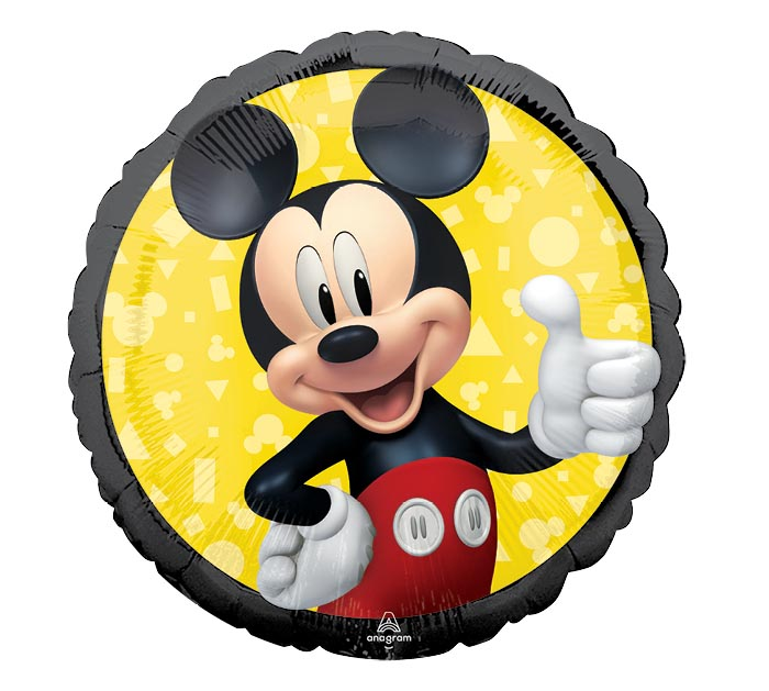 """17""""PKG MICKEY MOUSE FOREVER"""