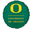 "18"" U OF OREGON"