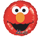 "17""PKG ELMO SMILEY"
