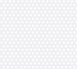 12X12 SML WHITE DOTS