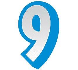 "JUST WRITE ""9"" 48PK"