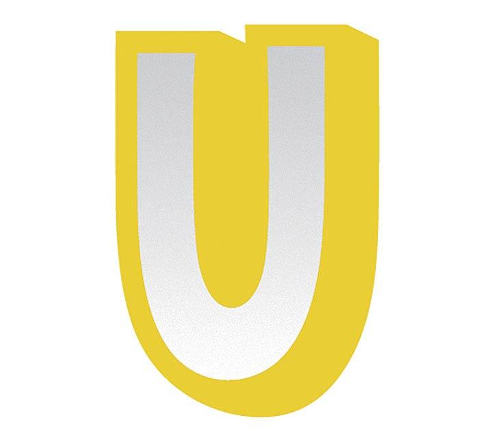 "JUST WRITE ""U"" 48PK"