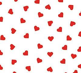 20X30 TISSUE HEARTS