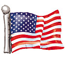 "14""INFLATED USA FLAG"