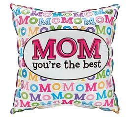 """17"""" MOM'S THE BEST"""