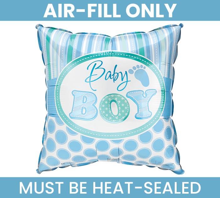 """9""""FLAT BABY BOY"""