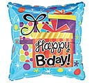 "4""INFLATED HBD GIFTS"