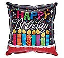 "4""INFLATED HBD CANDL"