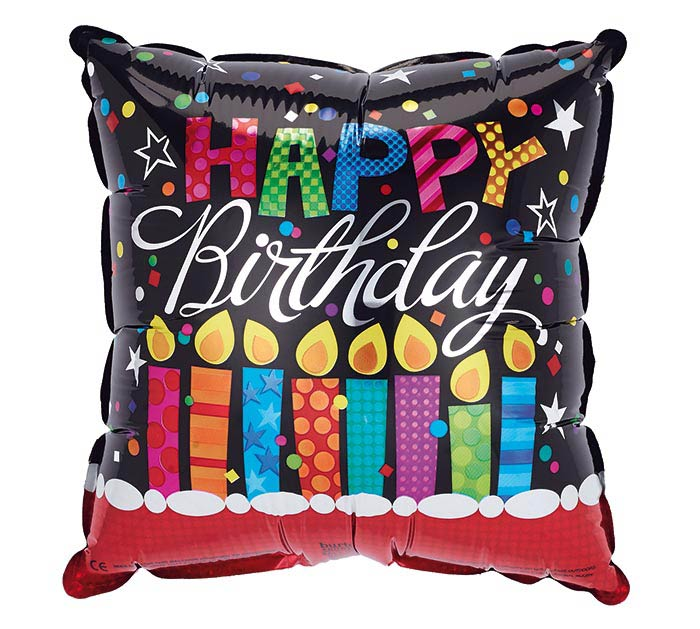 """9""""INFLATED HBD CANDL"""