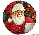 "17"" CHRISTMAS MAGICAL SANTA"