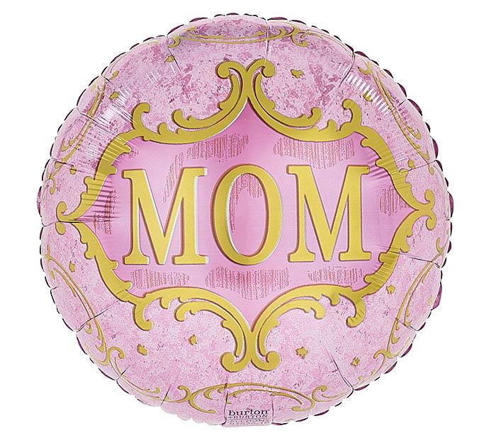 """17"""" GOLDEN MOM"""