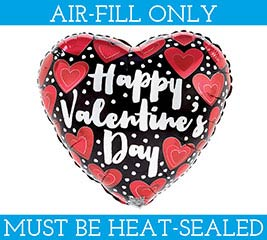 "9""FLAT HVD ROMANCE MINI SHAPE"