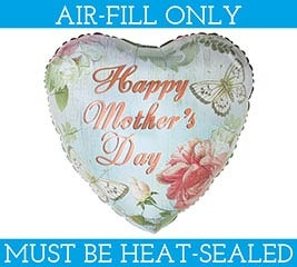 """9""""MOTHER'S DAY BALLOON FILL WITH AIR"""