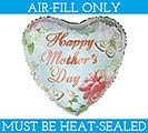 "9""MOTHER'S DAY BALLOON FILL WITH AIR"