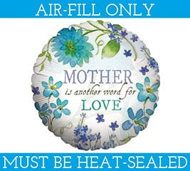 """9""""MOTHER BALLOON MUST FILL WITH AIR ONLY"""