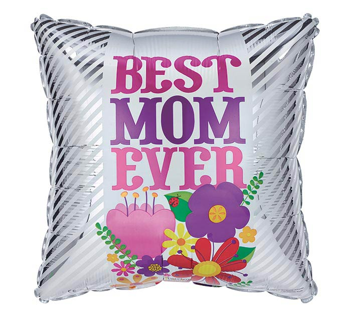 "17""MOM BEST MOM EVER"