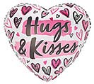 "17""HNK MINE ALL MINE HUGS  KISSES"