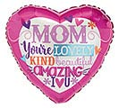 "17""MOM LOVELY WORDS"