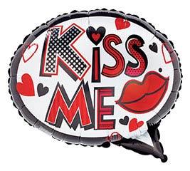 """18""""LUV KISS  TELL KISS ME"""
