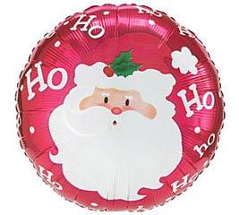 """18"""" CHRISTMAS HO HO HO"""