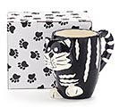 CHESTER CAT CERAMIC MUG W/BOX 1st Alternate Image