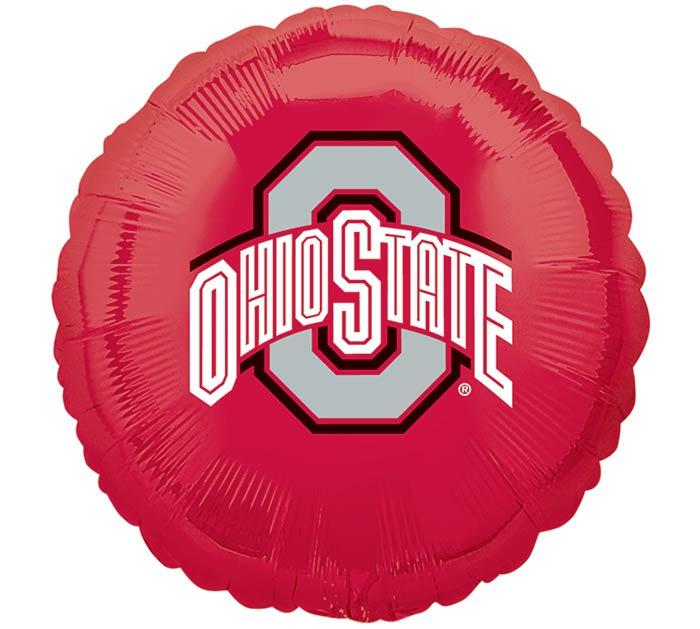 "17"" NCAA OHIO STATE BLOCK ""O"""