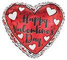 "4""INFLATED HVD VALENTINE ROMANCES"