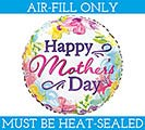 "4""MOTHER'S DAY BALLOON FILL WITH AIR"