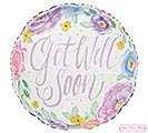 "9""INFLATED GWS FLORAL INSPIRATIONS"