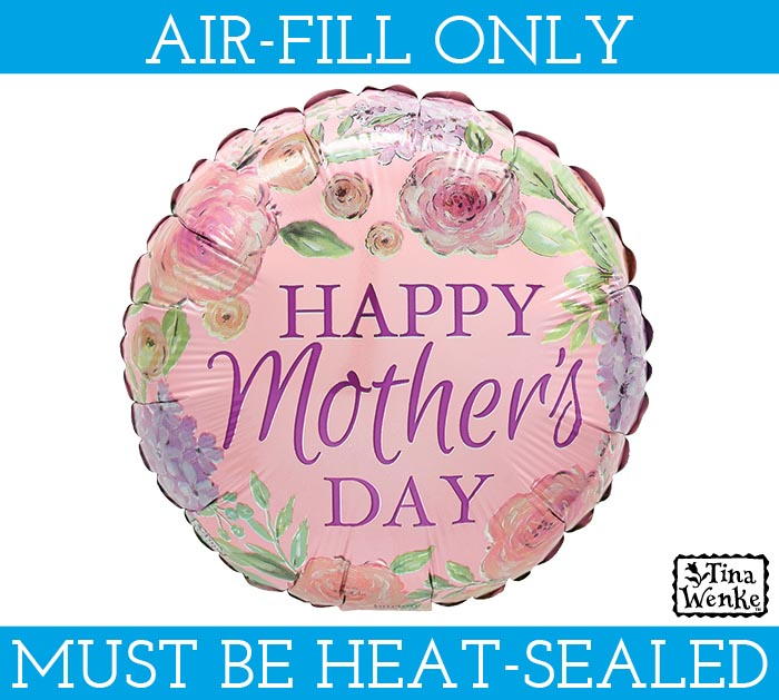 """4""""FLAT MOTHER'S DAY CAMBRIGE COTTAGE"""