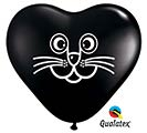 "6"" CAT FACE LATEX"