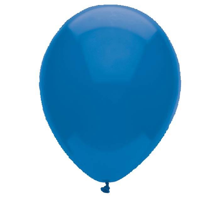 """11"""" NEWLOOKS COBALT BLUE LATEX"""
