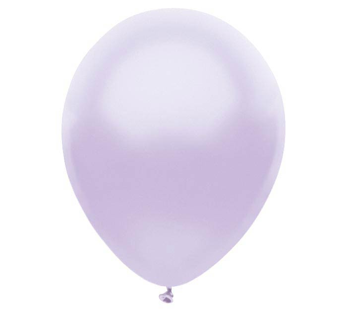 "11"" NEWLOOKS PEARL LAVENDER LATEX"