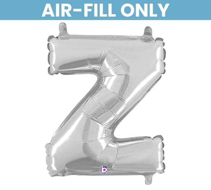 "14"" FLAT SILVER ""Z"""
