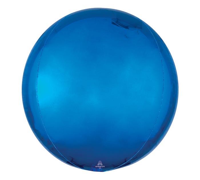 "16""SOL BLUE ORBZ"