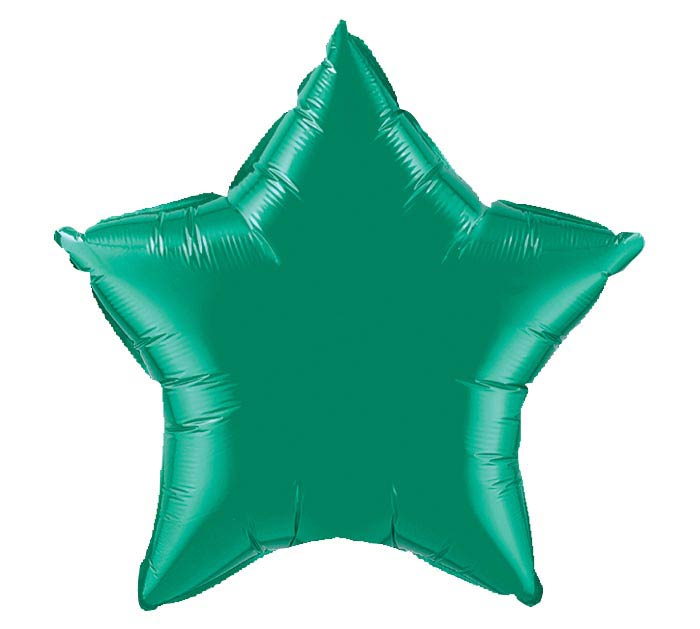 "20""EMRLD GREEN STAR"