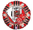 "18""GEN CASINO CHIP"