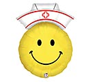 "28""SMILEY NURSE"