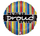 """18""""CON PROUD OF YOU"""