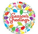 "21"" SEASON'S GREETINGS MIGHTY BRIGHT"